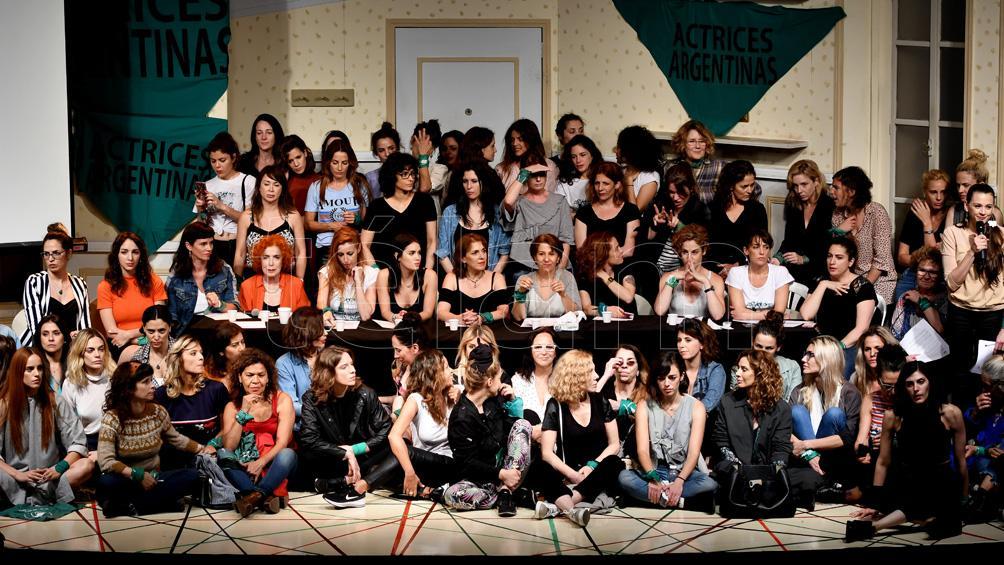 Actrices Argentinas rechazó las domiciliarias para femicidas y acusados de violencia de género