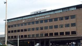Un operario muerto y 13 heridos por un derrumbe en el aeropuerto de Ezeiza