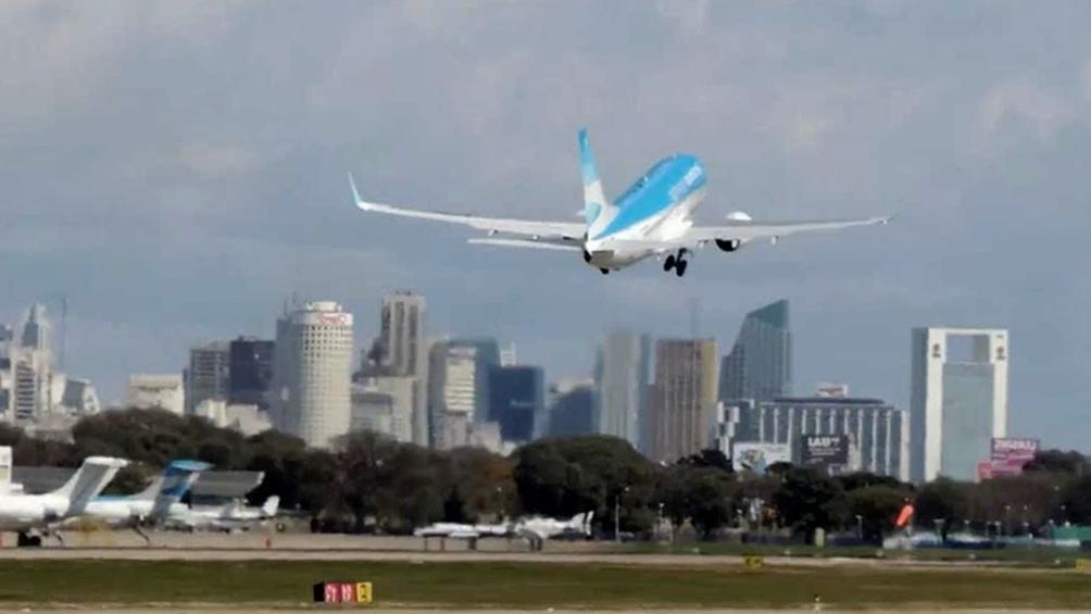 Aerolíneas mantiene operativos otros servicios de sus corredores federales.