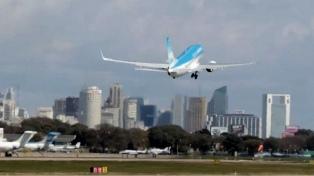 Aerolíneas Argentinas retoma rutas intertramos y el Corredor Petrolero