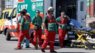El Same incorpora médicos para sus ambulancias