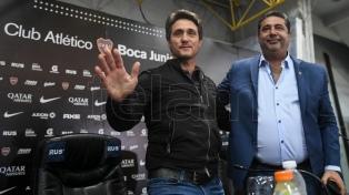 """Guillermo y su salida del Xeneize: """"Creo que es lo mejor para Boca"""""""