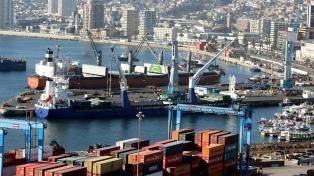 Se agrava el conflicto de los estibadores de Valparaíso en huelga