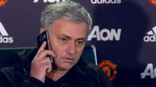 Mourinho, recién despedido en el Manchester United, podría volver a España