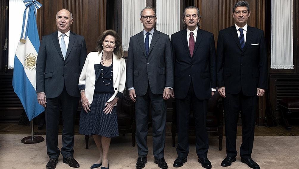 La Corte Suprema de Justicia.