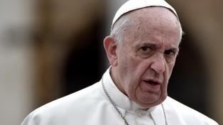 Francisco convocó a los líderes de Sudán del Sur a hacer efectiva la paz