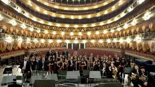 El Teatro Colón llevará 80 músicos al Rosedal para compartir una tarde al aire libre