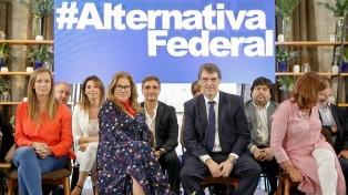 Alternativa Federal sumó al gobernador Zamora y al ex camporista Ottavis