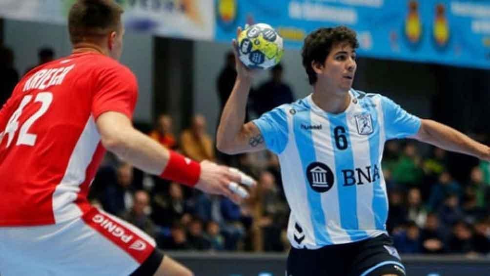 Diego Simonet, no solo puso su pasión en la Selección, sino ahora en su hobby: un juego de historia argentina (foto archivo)