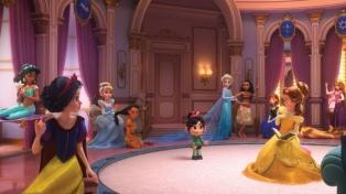 """El director de """"Wifi Ralph"""" dijo que se propuso """"deconstruir"""" a las princesas de Disney"""