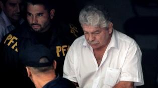 Murió el sindicalista Pedraza, que cumplía condena por el asesinato de Mariano Ferreyra
