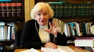 Nelly Minyersky, abogada tucumana de 91 años