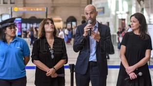 Trenes Argentinos pone en vigencia un protocolo contra la violencia de género
