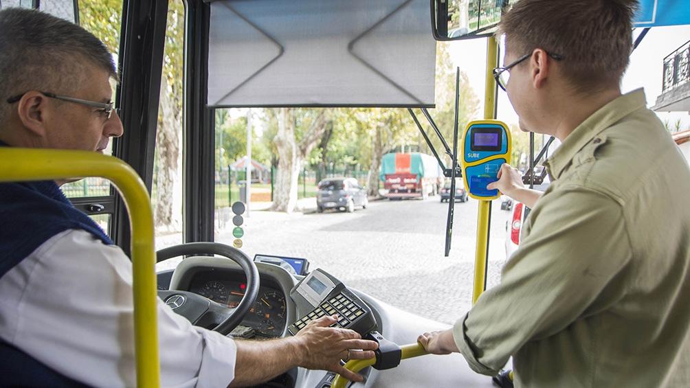 La comisión de Transporte debate el uso de la SUBE en todo el país