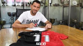 """Maxi Rodríguez: """"Es importante que el club quiera que siga"""""""