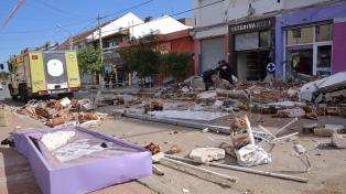 Las fallas en edificios de la costa bonaerense acumulan episodios con víctimas fatales