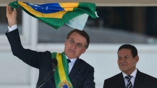 El Ejército inició las reivindicaciones del golpe de 1964 tras la orientación de Bolsonaro