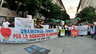 La Argentina registró su tasa más alta de donación de órganos
