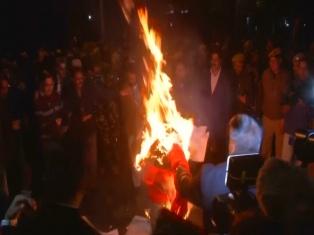 Al menos un muerto durante las protestas contra el ingreso de mujeres a templos sagrados
