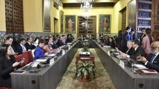 El Grupo de Lima prometió intensificar gestiones para conseguir elecciones libres en Venezuela