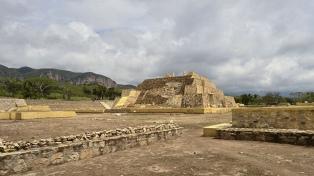 Hallaron un templo de entre 800 y mil años de antigüedad en Tehuacán