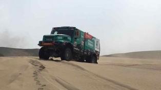 """El Rally Dakar larga en una edición ciento por ciento """"Incaica"""""""