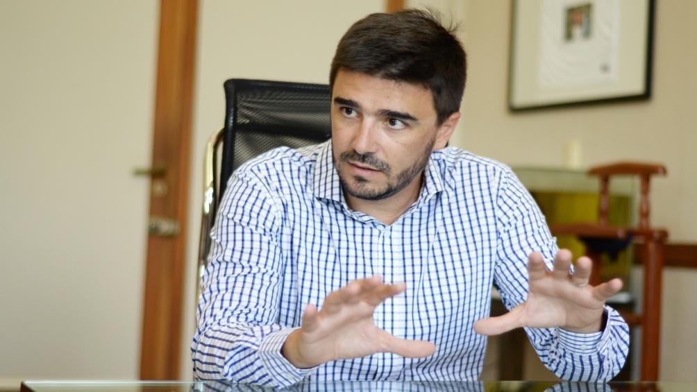 """Galli informó que en el municipio se testearon """"alrededor de 500 personas por día, con sistema propio"""""""