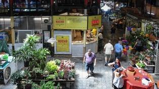 """El """"Mercado del Progreso"""", un ícono de Caballito que quiere volver a brillar con luz propia"""