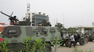 Gabón amaneció en calma tras el supuesto intento de golpe de Estado
