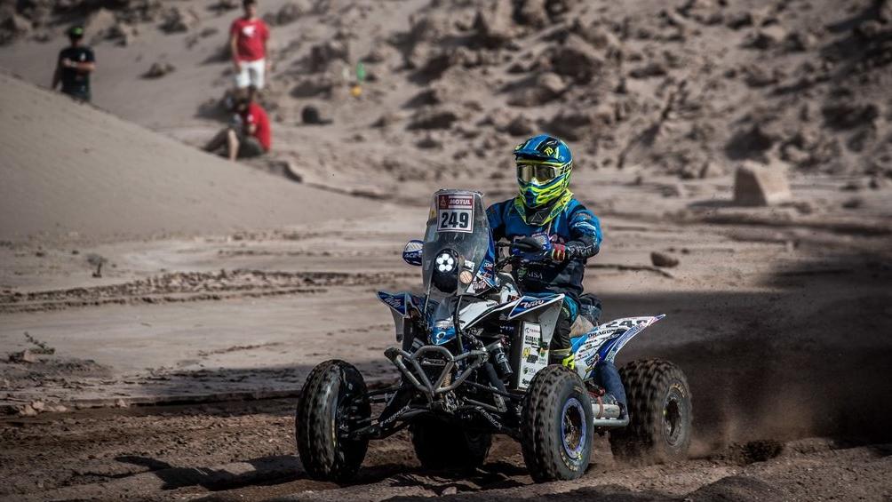 Argentinos dominan en cuatri: Andújar gana la cuarta etapa y Cavigliasso es nuevo líder