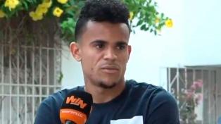 """Luis Díaz: """"La oferta de River es muy buena"""""""