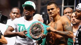 El �Chino� Maidana regresa al boxeo y desafió a Maywheather