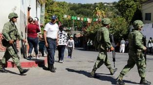 Despliegan 15.000 efectivos en la frontera para frenar las migraciones