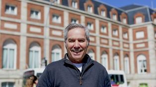 """Felipe Solá: """"Hay que definir candidaturas, porque en la oposición hay mucha potencia contenida"""""""