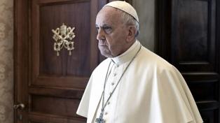 """El Papa pidió a los médicos católicos que practiquen la objeción de conciencia """"con respeto"""""""