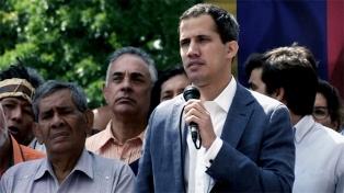 """La Asamblea Nacional quiere nombrar un """"presidente interino"""""""