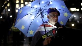 Un organismo oficial predice recesión si hay un Brexit sin acuerdo