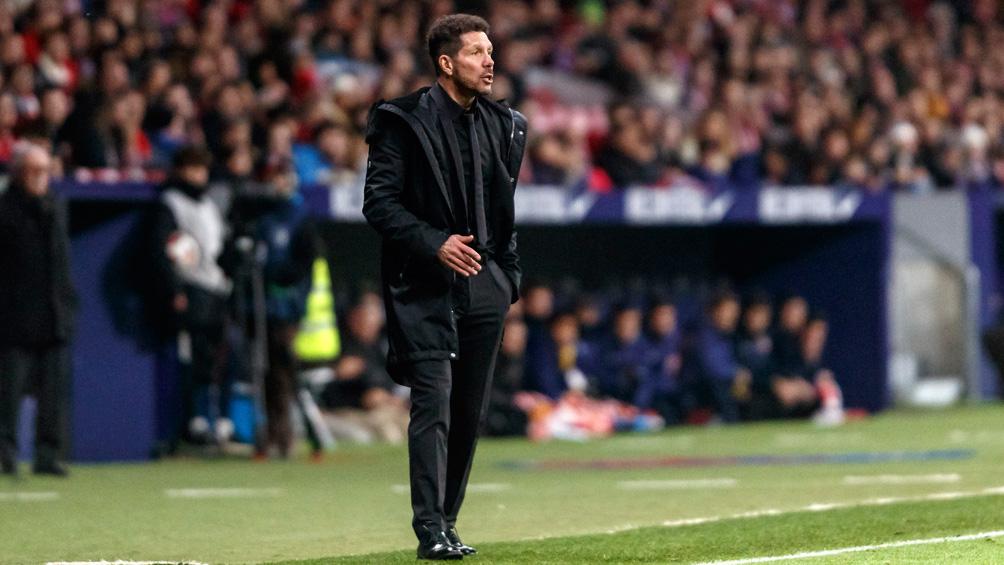Ángel Correa lleva a la punta a Atlético de Madrid en un tramo final apretado por el título