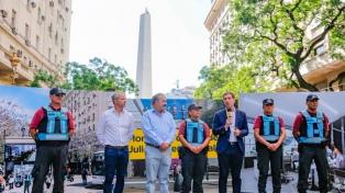 Construyen un nuevo Centro de Monitoreo para supervisar la avenida 9 de Julio