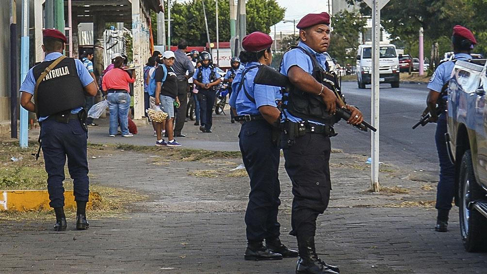Siguen los arrestros contra dirigentes opositores nicaragüenses