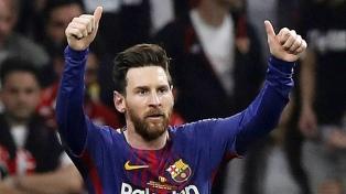 Los números de Messi tras sus 400 goles en La Liga española