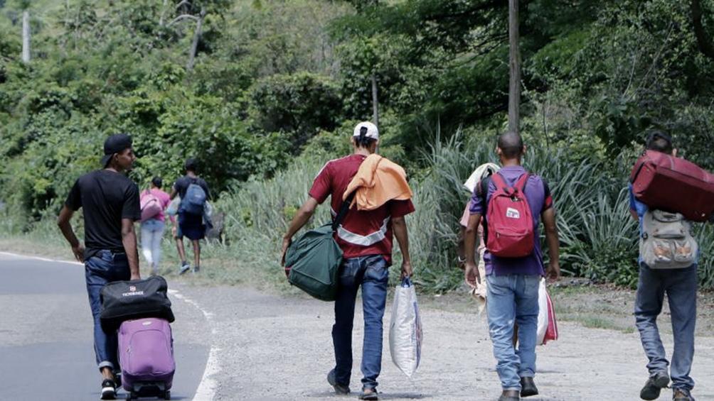 Entre los países desde los cuales se hicieron las repatriaciones están Ecuador, Perú y Colombia.