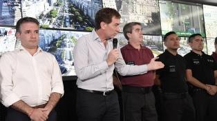 Santilli pidió la expulsión del país del motochorro uruguayo detenido en Boedo