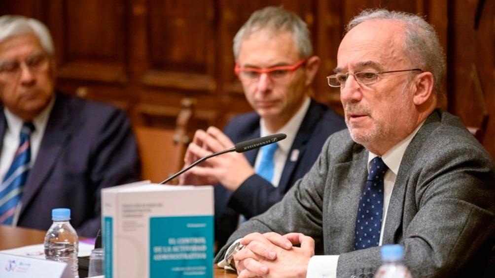 Santiago Muñoz Machado, presidente de la RAE.