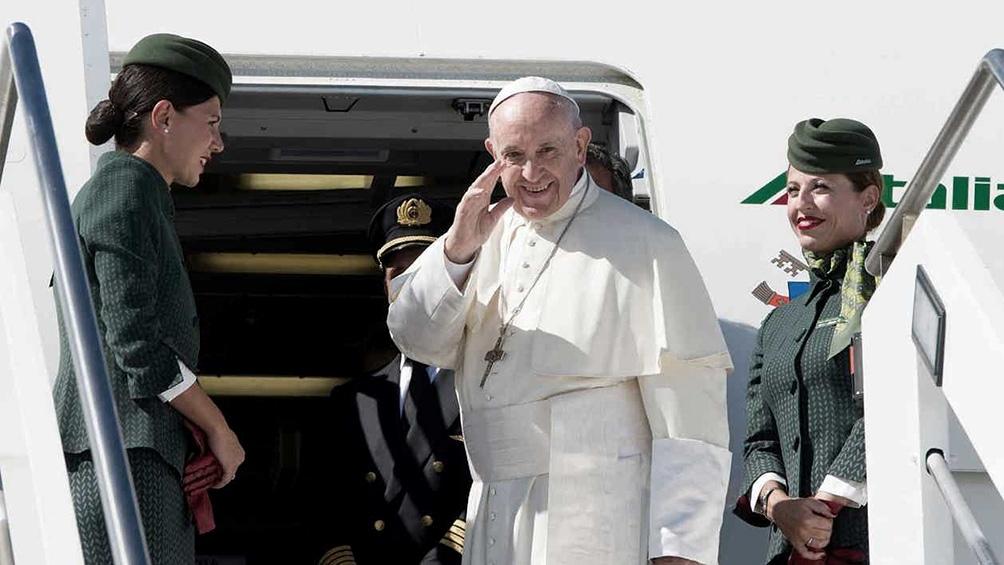 VATICANO: Francisco dijo que el viernes viajará a Irak para «encontrar a un pueblo que sufrió tanto»