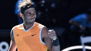 Nadal se instala en las semifinales de Australia a paso arrollador