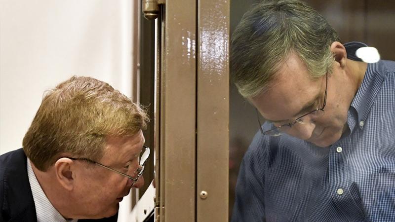 EEUU pidió a Rusia la liberación inmediata de dos estadounidenses presos y acusados de espionaje