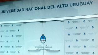 Ponen en funcionamiento la Universidad del Alto Uruguay