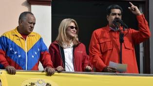 """Maduro: """"Rompemos relaciones con el gobierno imperialista de EE.UU."""""""