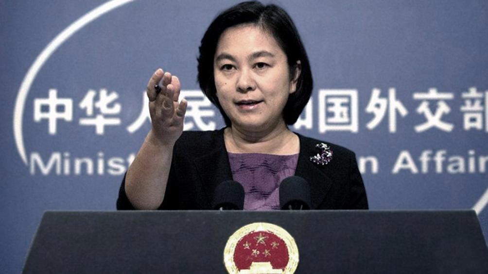 China rechaza acusaciones en EE.UU de ocultar información sobre el coronavirus